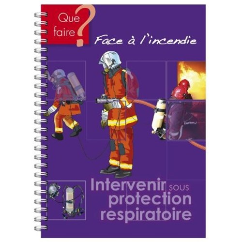"Illustré ""Intervenir sous protection respiratoire"""