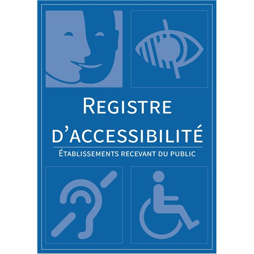 Registre public d'accessibilité