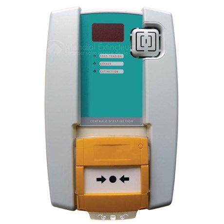 Centrale d'extinction automatique