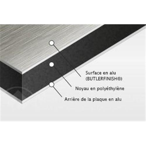 plan d 39 intervention dibond aluminium format a1. Black Bedroom Furniture Sets. Home Design Ideas